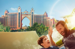 Enjoy exclusive summer savings of up to 25% off @ Atlantis, The Palm  with your