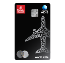ADIB Emirates Skywards World Elite Card
