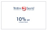 10% Discount at BinSina Pharmacies when using your ADIB covered card